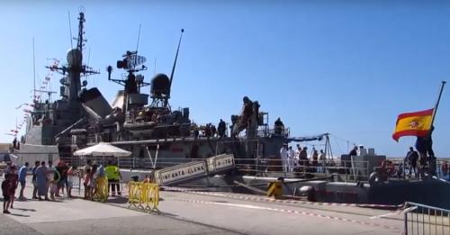 El Ayto. ofrecerá información turística a los visitantes de las jornadas de puertas abiertas de los buques de la Armada.png