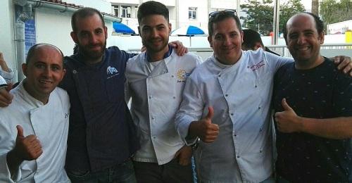 El chef del restaurante El Ancla, José Antonio Abad, gana el IV Certamen Gastronáutico 'La Sirenita_