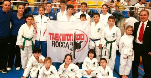 El Club Taekwon-do Rocca de Motril logra 25 medallas en Benalmádena