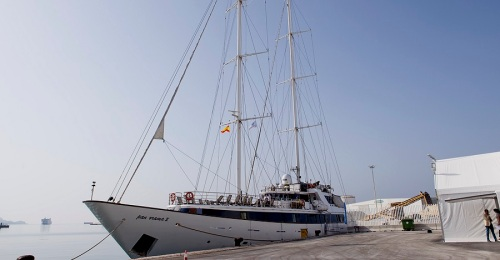 El crucero de lujo Panorama II incluye Motril en su itinerario Glorias de España y Portugal