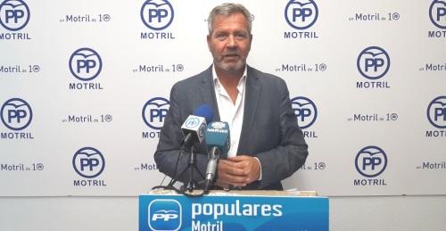 El PP de Motril hace balance de los dos años de mandato del gobierno de Almón