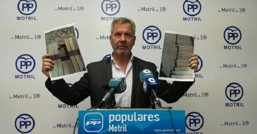 El PP de Motril reclama inversiones para las playas