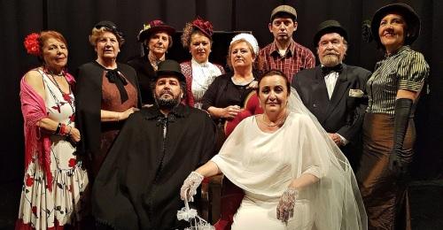 El Taller de Teatro Municipal de Almuñécar presenta este jueves la obra 'La Bella Dorotea_ de Miguel Mihura
