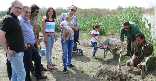 Este domingo habrá una nueva plantación en el 'Bosque de la Vida_
