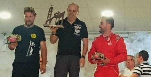 Humberto Janssens campeón de la XVIII Subida Ciudad de Montoro