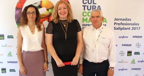 Inauguradas las Jornadas Profesionales de Saliplant 2017 'Agricultura con marca, Especialidades en auge_