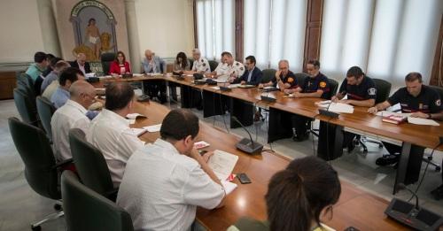 Infoca despliega a 700 profesionales y 180 vehículos para la extinción de incendios en época de máximo riesgo