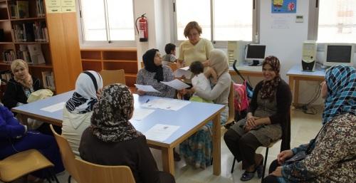 Inmigración y 'Bait Amistad_ organizan un encuentro intercultural para celebrar el fin del Ramadán
