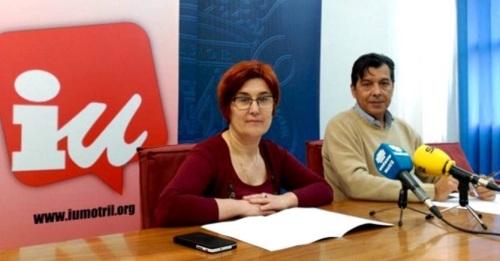 IU denuncia actuaciones de responsables municipales contrarias al interés general