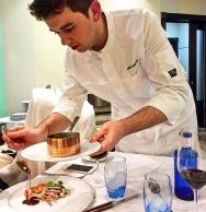 Jesús Moral, 'Mejor Chef Revelación 2017_ en Madrid Fusión, estará en el Rte. Museo del Azúcar de Motril