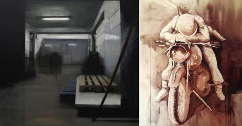 La actividad 'La obra, el artista y TÚ_ llega a su última jornada con los artistas Bernardino Sánchez Bayo y Mar Aragón
