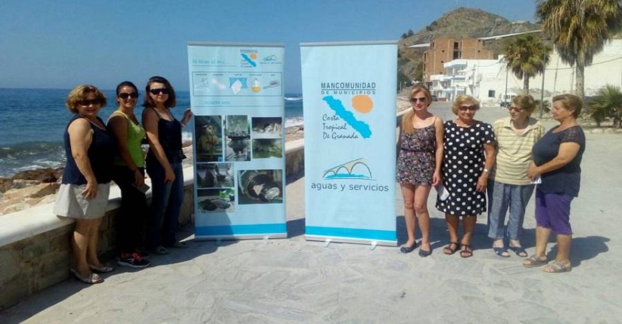 La empresa Aguas y Servicios celebra el Día Mundial del Medio Ambiente en el anejo de Los Yesos