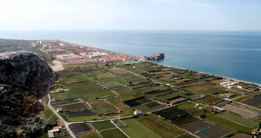 La Estrategia para la Protección de la Costa contempla infraestructuras de carácter prioritario en Salobreña