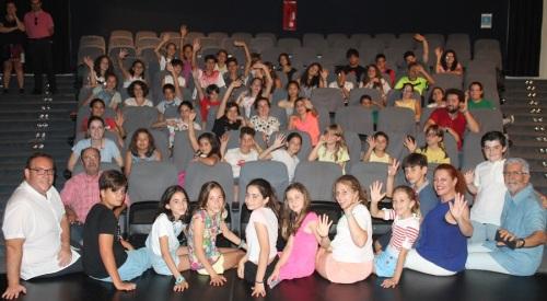 La Fundación José Martín Recuerda entrega sus premios de teatro escolar