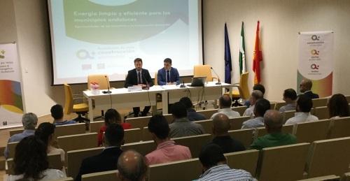 La Junta presenta a los aytos. un plan de incentivos a la eficiencia energética dotado con más de 163 millones