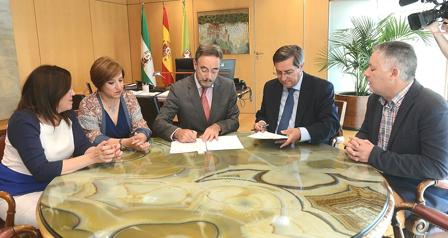 La Junta subvencionará a los aytos. granadinos la redacción y revisión de sus Planes Municipales de Vivienda