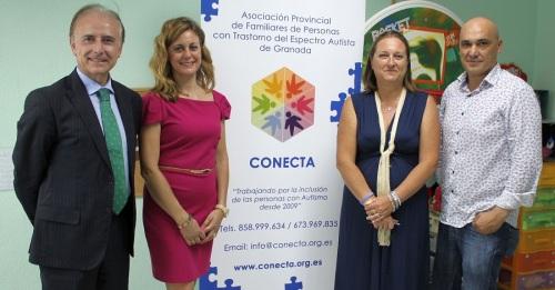 La Obra Social de La Caixa continuará colaborando con la asociación CONECTA