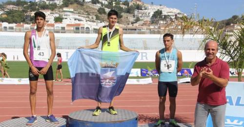Los mejores atletas alevines, infantiles y cadetes de Andalucía se dieron cita en Almuñécar