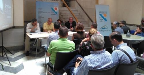 Mancomunidad acoge la presentación del Máster en Derecho de Aguas promovido por la Universidad de Granada