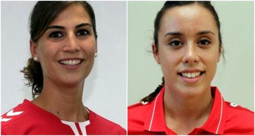 Paula García e Irene Espínola convocada para formar parte del equipo 'Guerreras Iberdrola'
