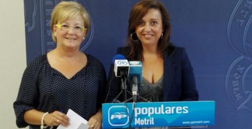 PP_La parálisis municipal provocada por Almón está perjudicando a Motril y su desarrollo