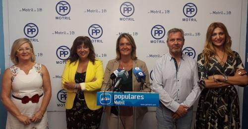 PP_Los dos años de Almón en el Ayuntamiento, los peores para Motril