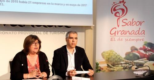 'Sabor Granada' cambia su imagen de marca para consolidar su crecimiento y garantizar su futuro