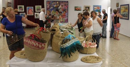 Salobreña clausura los talleres de la Casa de la Cultura