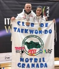 Tres integrantes del club taekwon-do Rocca convocados por la Federación Española de Taekwon-do I.T.F.