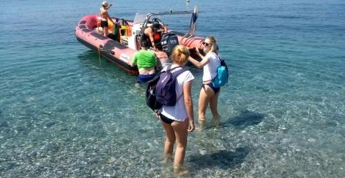 Un grupo de agentes de viajes de Polonia visita este fin de semana la Costa Tropical