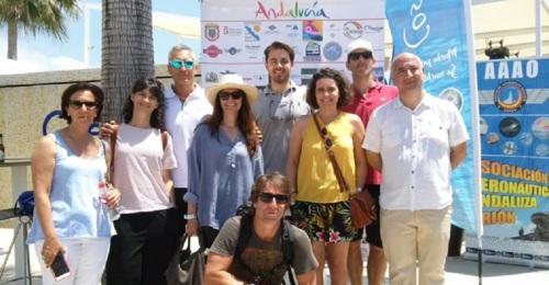 Una decena de blogueros especialistas en turismo visitaron la Costa Tropical durante el fin de semana