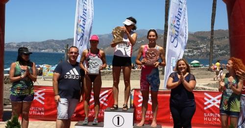 200 atletas participaron en el II Sapiens Triatlón Cross Costa Tropical_