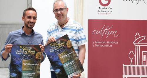 Bélgica y Granada se unen en el Festival 'Rey Balduino Ciudad de Motril_