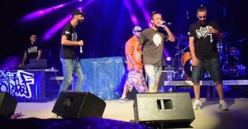 Órgiva vibra a ritmo de rock y rap en el IV Festival de Música Alternativa
