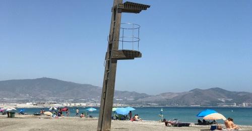 Cs exige urgencia al equipo de gobierno para permitir que las playas cuenten con servicio de salvamento y socorrismo