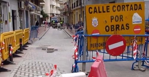 Cs Motril plantea a Urbanismo sus propuestas para el Plan de protección del Centro Histórico y Peatonalización