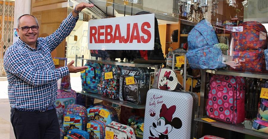 El Ayto. hace recomendaciones para las rebajas de verano y anima a realizar las compras en los comercios de Motril