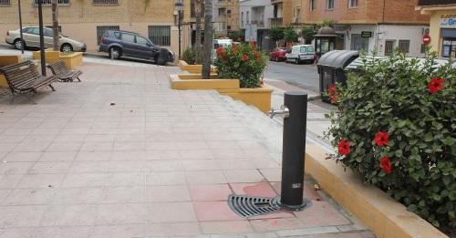 El Ayuntamiento acomete obras en distintos espacios públicos de la ciudad y en varios colegios