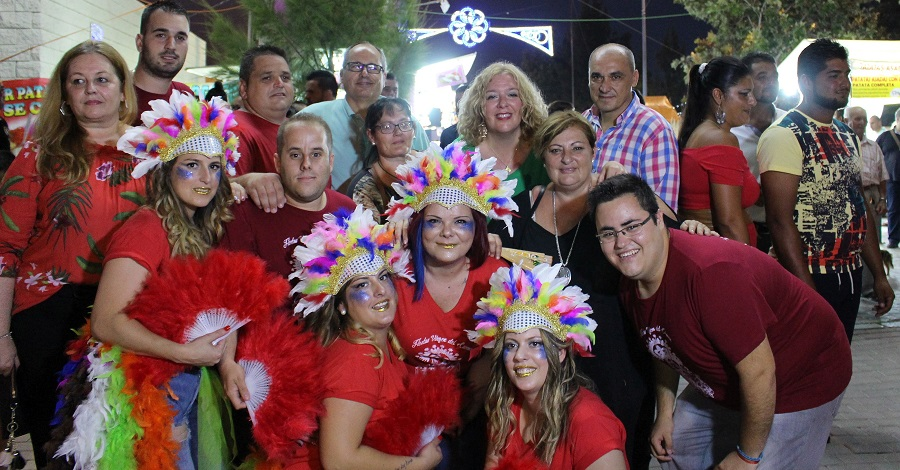 El barrio de Varadero inicia sus fiestas en honor a la Virgen de Carmen