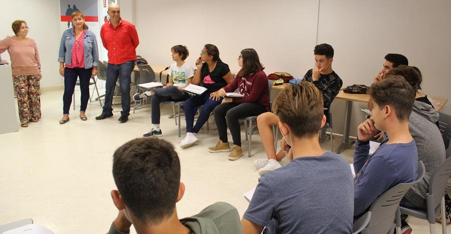 El área de Juventud organiza el taller formativo de 'Voluntariado Activo_