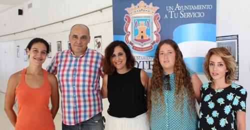 El Centro Joven de Motril acoge el curso de Monitor de Ocio y Tiempo Libre