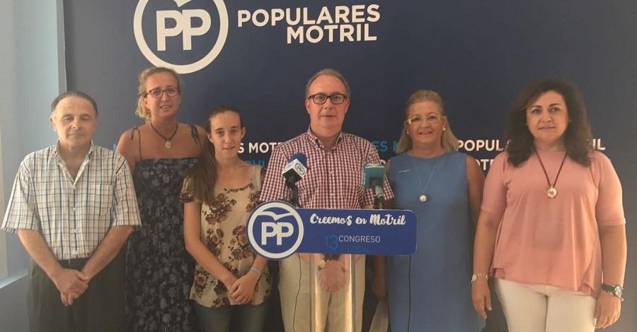 El Congreso Local del PP definirá las líneas y retos que tiene para Motril