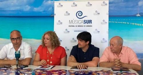 El 'Festival Música Sur_ se afianza como la gran cita cultural del mes de septiembre en la provincia de Granada-