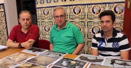 El Grupo de Actividades Espeleológicas de Motril halla piezas de oro y cerámica en las cuevas del sur de Granada