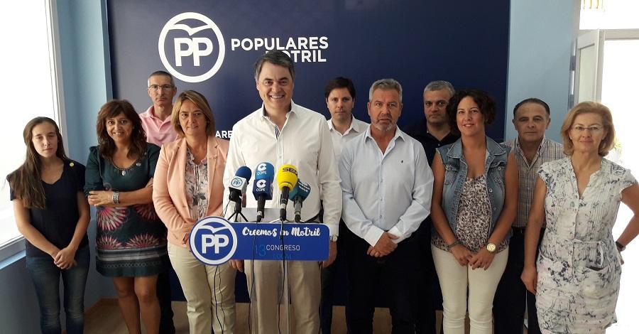 El Partido Popular de Motril celebra su XIII Congreso Local