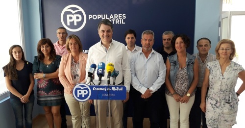 El Partido Popular de Motril celebra su XIII Congreso Local