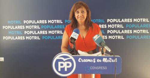 El Partido Popular seguirá haciendo una oposición constructiva para defender a Motril y a los motrileños