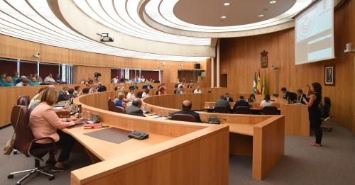 El Pleno de Diputación aprueba destinar 10 millones a inversiones extraordinarias en los municipios