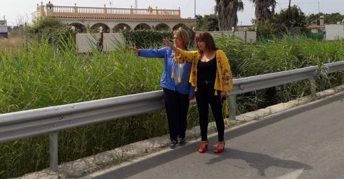 El PP lleva a pleno la limpieza de las Ramblas del municipio de Motril