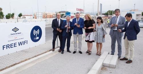El Puerto habilita la mayor zona Wifi gratuita de la provincia de Granada